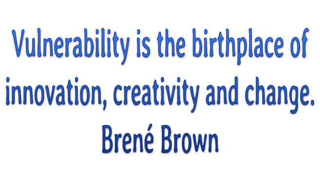 brene vulnerability Creativity Quotes 3