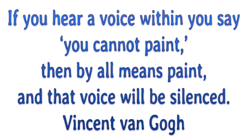 Creativity Quotes 3 van gogh paint