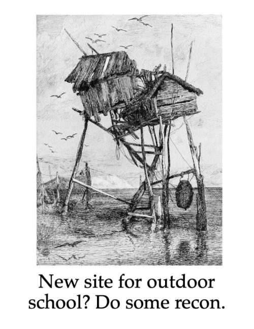 Teacher eCard New Site for Outdoor School